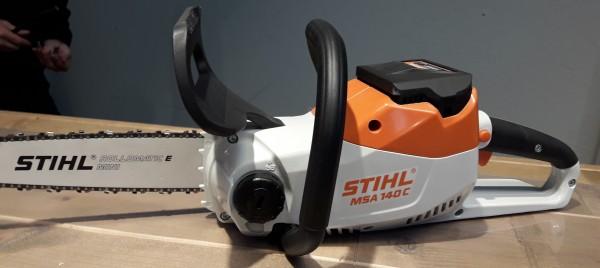 STIHL Motorsäge MSA 140 Grundgerät