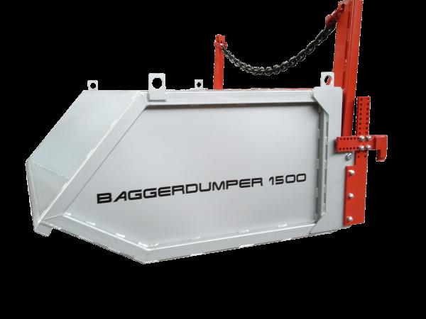 BaggerDumper® 1500