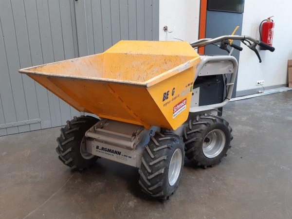 Bergmann Dumper 1005E