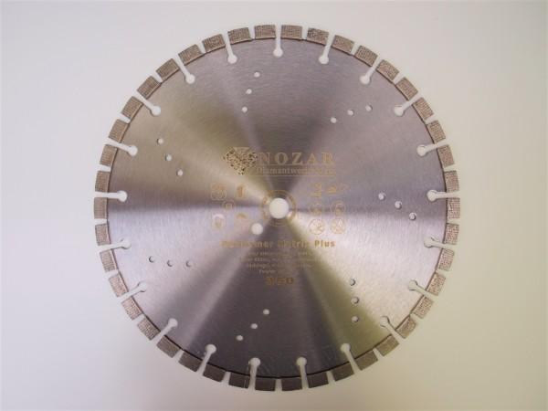Diamanttrennscheibe NOZAR Performer Matrix Plus