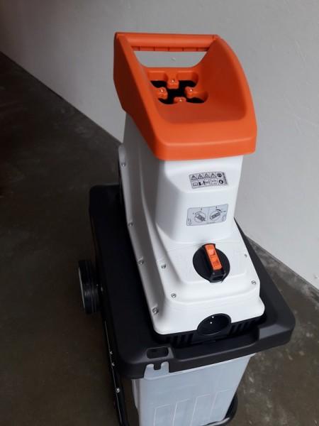 GHE 135 L Kompakter Elektro Leisehäcksler