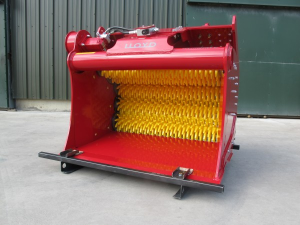 Rotastar RS10-20 Siebschaufel
